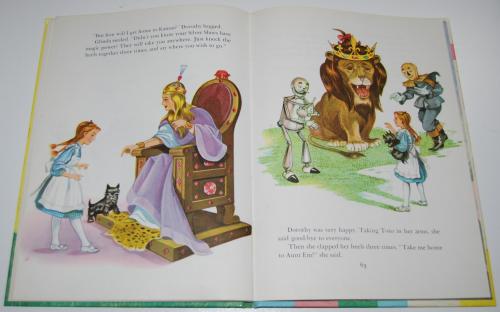 Random house wizard of oz book 15