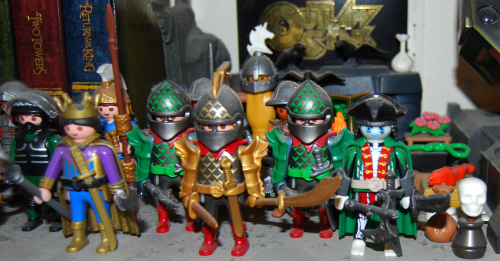 Playmobil legion x