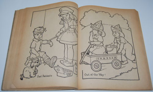 Whitman big big paint book 1948 8