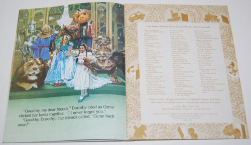 Little golden book  return to oz 8