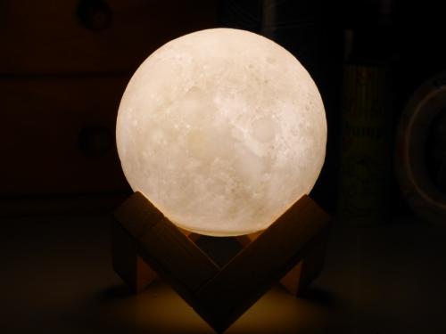 Mr dad moon lamp x