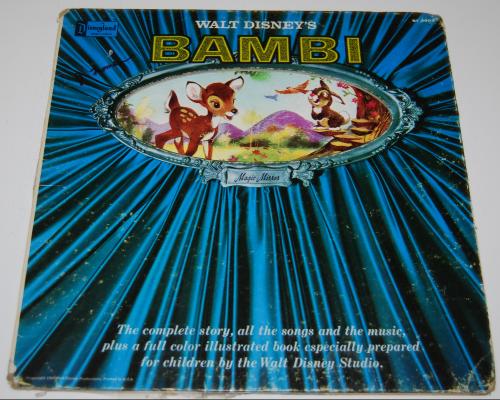 Disney bambi vinyl