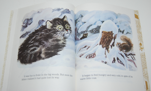 Little lost kitten little golden book 7