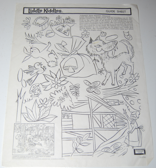 Lakeside liddle kiddles electric drawing set 5