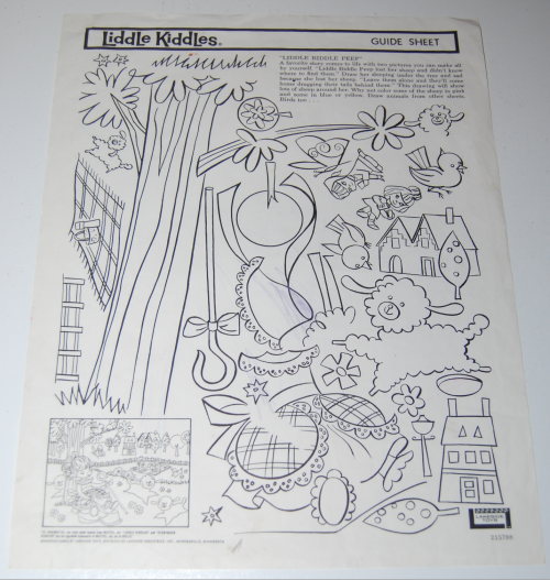 Lakeside liddle kiddles electric drawing set 14