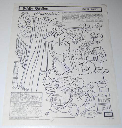 Lakeside liddle kiddles electric drawing set 14