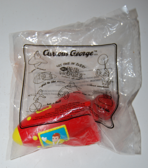 Curious george toys 3