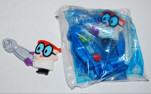 Dexter's lab bk toys 10