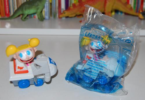 Dexter's lab bk toys 3