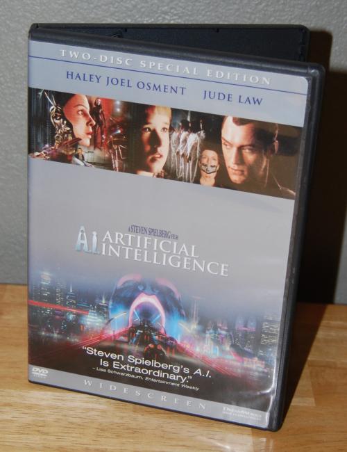 Ai dvd