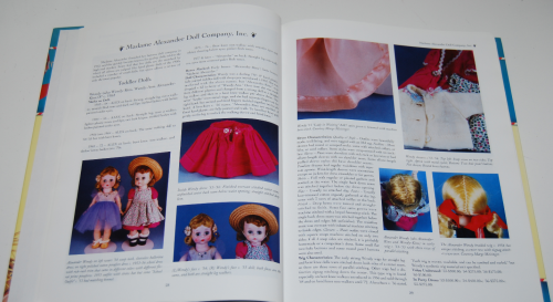 Small dolls of the 40s & 50s id book 3