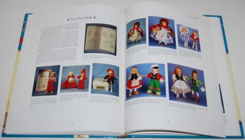 Small dolls of the 40s & 50s id book 10