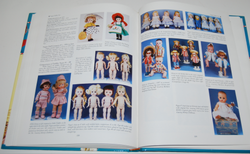 Small dolls of the 40s & 50s id book 11