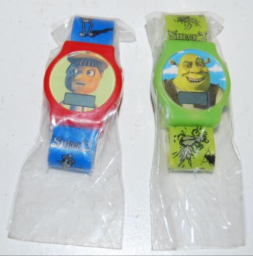 Shrek 2 watches