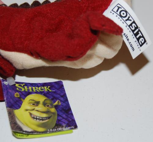 Shrek toys 2 x