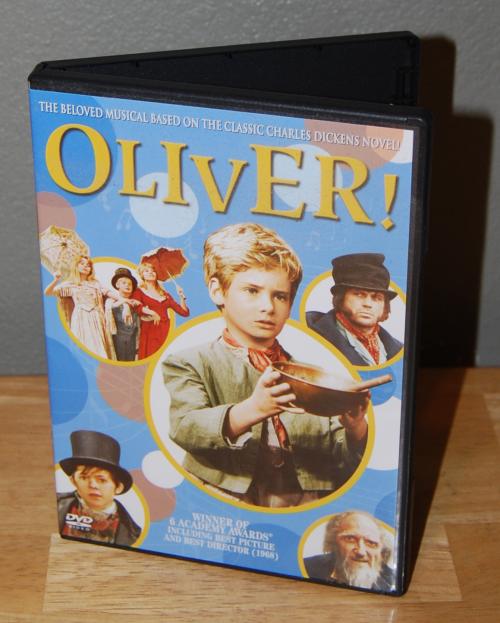 Oliver! dvd