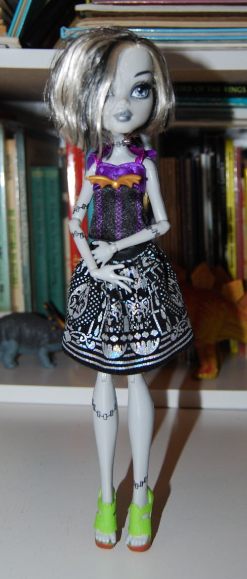 Monster high dolls 6