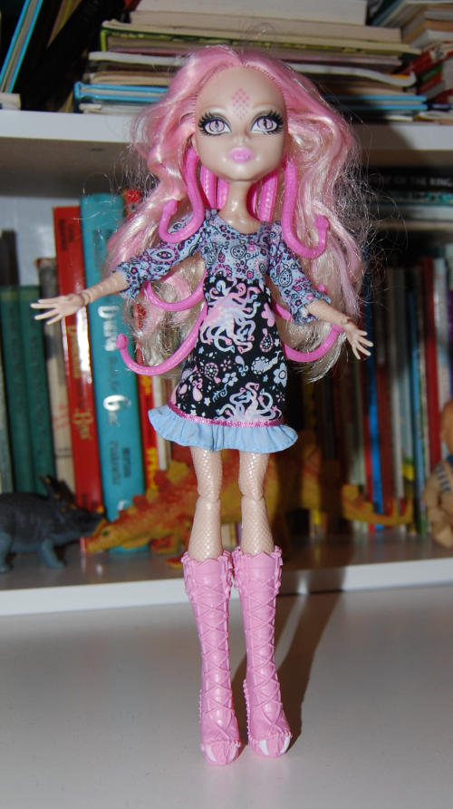 Monster high dolls 5