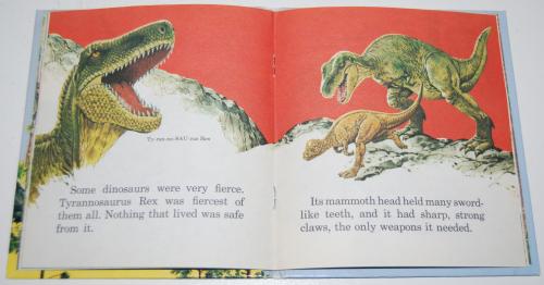 Little book of dinosaurs 7