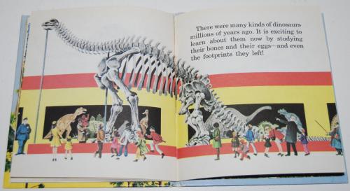 Little book of dinosaurs 8