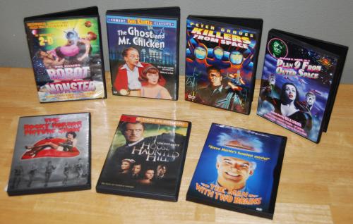 Bad movie dvds