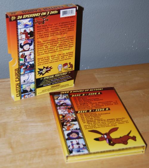 Clutch cargo dvd x