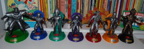 Dragonball z figures