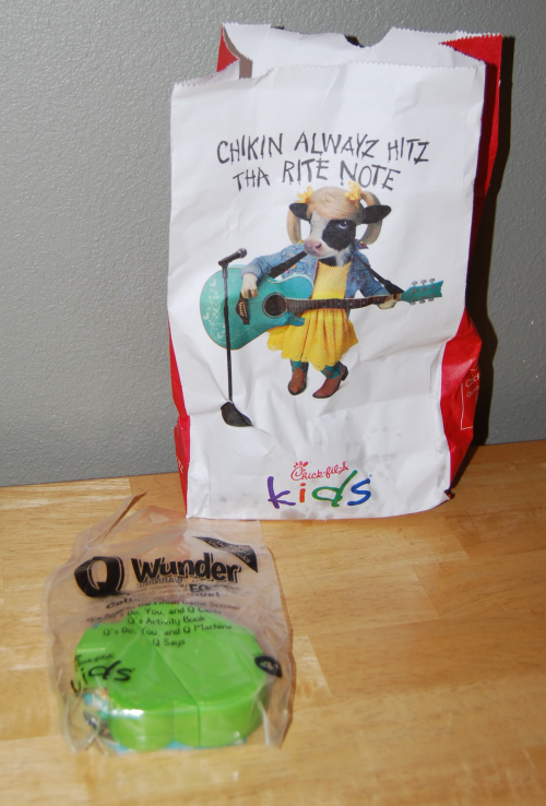 Chickfila kids meal