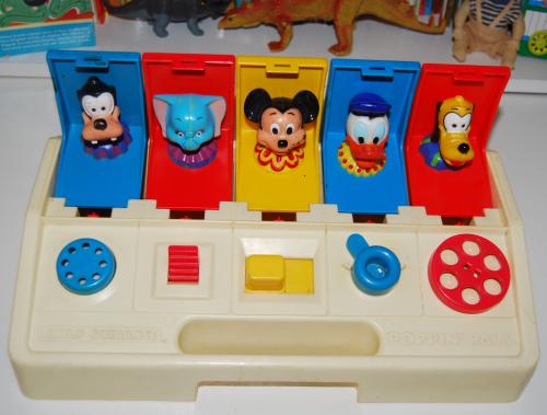 Vintage poppinpals toys child guidance 1