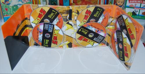 Dragonball z season 3 dvd