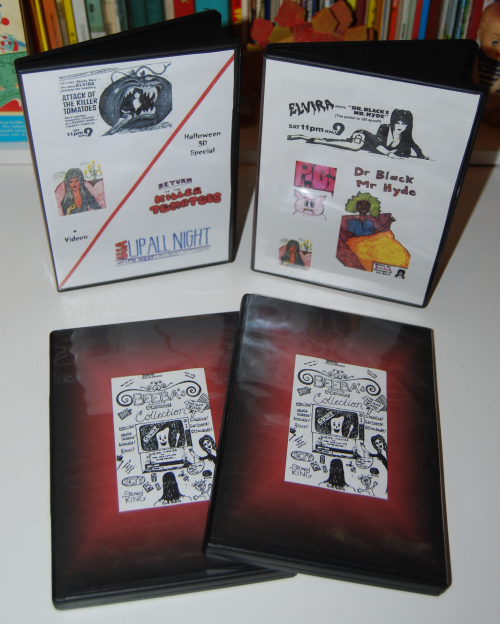 Homemade dvds 5