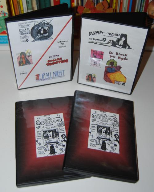 Homemade dvds 5