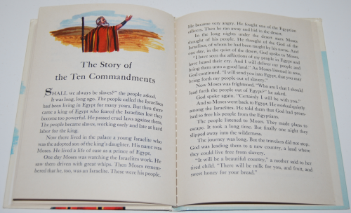 Rand mcnally elf book 10 commandments 8