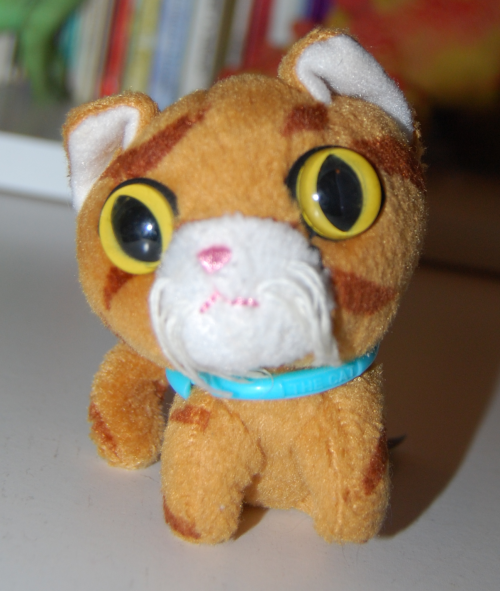 Cat happy meal toy 2005 2