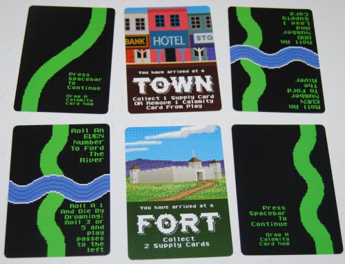 The oregon trail card game 7