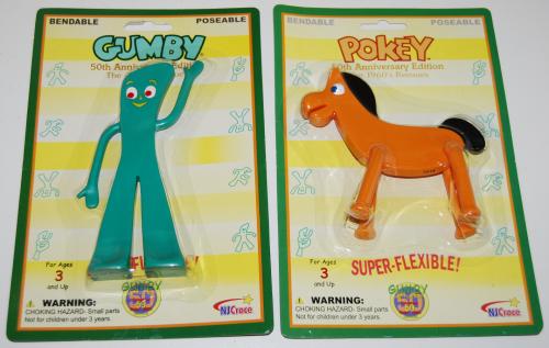 Nj croce gumby & pokey toys 1