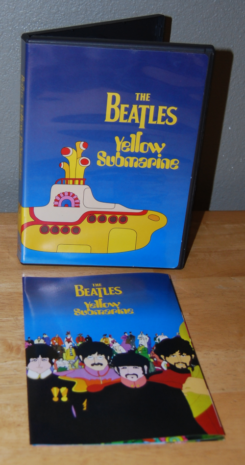 Beatles dvds
