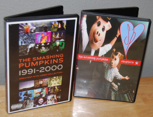 Smashing pumpkins dvd