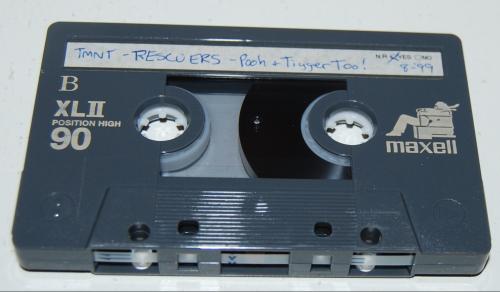 Dan's tape