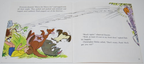 Disney book & cassette winnie the pooh 8
