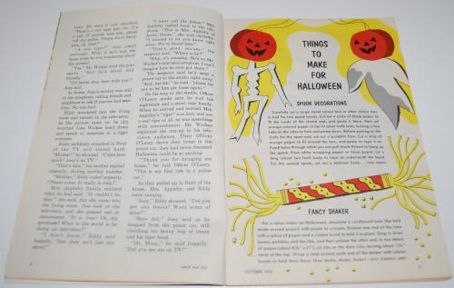 Jack & jill magazine october 1962 4