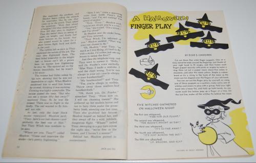 Jack & jill magazine october 1962 7