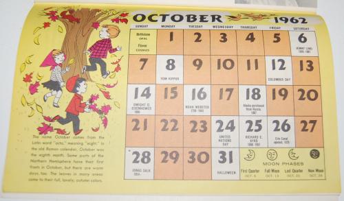 Jack & jill magazine october 1962 19