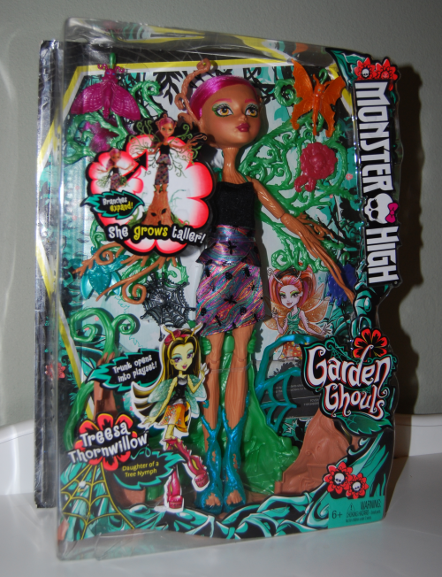 Monster high garden ghouls