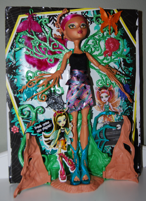 Monster high garden ghouls 7
