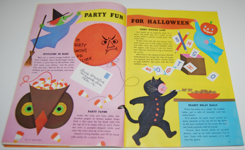 Jack & jill magazine october 1964 4