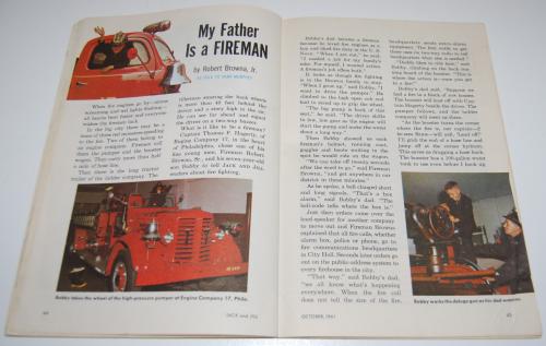 Jack & jill magazine october 1961 13