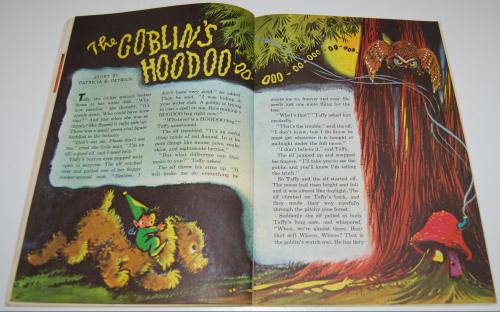 Jack & jill magazine october 1961 14