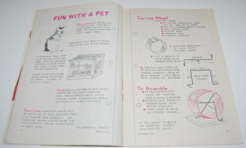 Jack & jill magazine october 1960 8