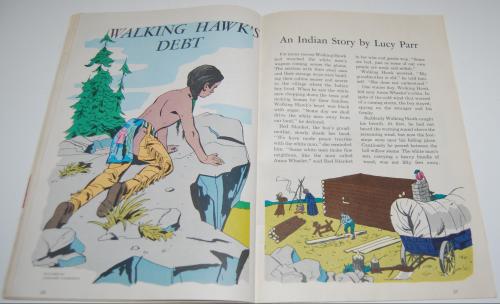Jack & jill magazine october 1960 21